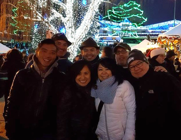 Leavenworth Christmas Tree Lighting